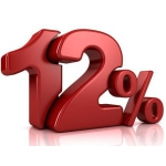 Скидка 12% на всё!