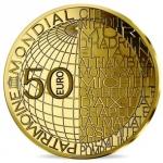 Золотая монета Франции