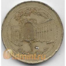 10 фунтов. 2003 г. Сирия. 2-1-577