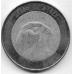 10 динаров. 2006 г. Алжир. Сокол. 2-1-579