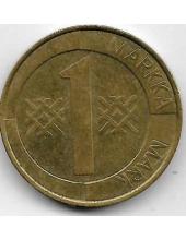 1 Марка. 1994 г. Финляндия. 4-1-417