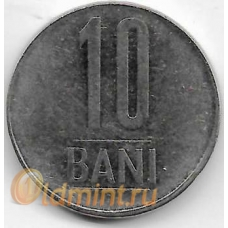 10 бани. 2006 г. Румыния. 20-2-72