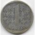 1 Марка. 1964 г. Финляндия. Серебро. 9-1-1616