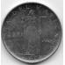 100 лир. 1962 г. Ватикан. Вера. 1-2-284