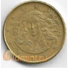 10 евроцентов. 2009 г. Франция. 1-2-302