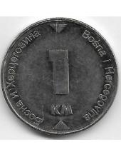 1 конвертируемая марка. 2006 г. Босния и Герцеговина. 1-2-310