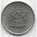 10 центов. 1970 г. ЮАР. Алоэ. 6-3-631