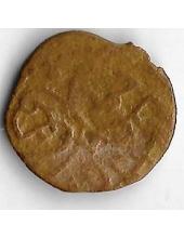 Золотая Орда. Пул. XIV век. Двуглавый орел. 20-1-115