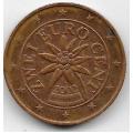 2 евроцента. 2002 г. Австрия. 20-4-130
