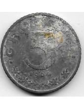 5 грошей. 1964 г. Австрия. 19-5-251