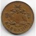 1 цент. 1973 г. Барбадос. 19-5-254