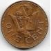 1 цент. 1984 г. Барбадос. 19-5-255