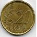 20 евроцентов. 2008 г. Кипр. 19-5-259