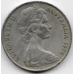 20 центов. 1970 г. Австралия. Утконос. 19-5-261