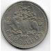 10 центов. 1973 г. Барбадос. Чайка. 19-3-359