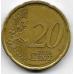 20 евроцентов. 2008 г. Кипр. 19-3-363