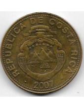 50 колон. 2007 г. Коста-Рика. 19-2-392