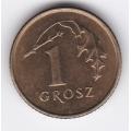1 грош. 1992 г. Польша. 19-3-105