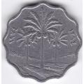 5 филсов. 1974 г. Ирак. 7-3-350