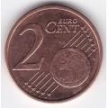 2 евроцента. 2012 г. Эстония. 19-4-85