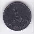 1 эре. 1951 г. Дания. 16-2-165