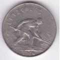1 франк. 1964 г. Люксембург. 16-2-369