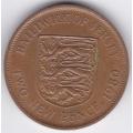 2 новых пенса. 1980 г. Джерси. 16-3-388