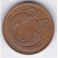 1 пенни. 1980 г. Ирландия. 16-4-204