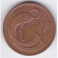 1 пенни. 1978 г. Ирландия. 16-4-226