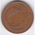 1 пенни. 1971 г. Ирландия. 16-4-227