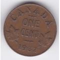 1 цент. 1932 г. Канада. 14-3-312