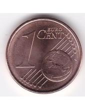 1 евроцент. 2015 г. Литва. 18-4-152