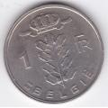 1 франк. 1978 г. Бельгия. (на фламандском). 1-4-16Б