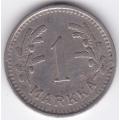 1 Марка. 1930 г. Финляндия. 1-4-163
