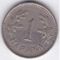 1 Марка. 1939 г. Финляндия. 1-4-166