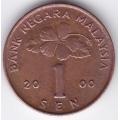 1 сен. 2000 г. Малайзия. 7-6-283