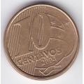 10 сентаво. 2004 г. Бразилия. 2-1-108