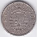 5 эскудо. 1971 г. Португальский Мозамбик. 2-1-509