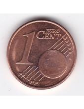 1 евроцент. 2005 г. Финляндия. 4-5-203