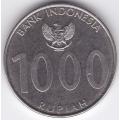 1000 рупий. 2010 г. Индонезия. 2-2-488