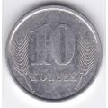10 копеек. 2005 г. Приднестровье. 16-2-526