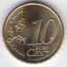 10 евроцентов. 2011 г. Австрия. 2-4-389