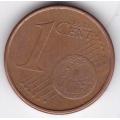 1 евроцент. 2012 г. Испания. 19-1-180