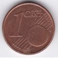 1 евроцент. 2011 г. Эстония. 19-4-087