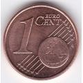 1 евроцент. 2012 г. Эстония. 19-4-088
