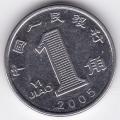 1 джао. 2005 г. Китай. 3-3-333