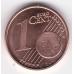 1 евроцент. 2004 г. Финляндия. 8-2-383