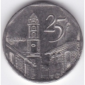 25 сентаво. 2003 г. Куба. Тринидад. 3-4-632