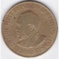 10 центов 1970 г. Кения. 6-3-39