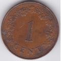 1 цент. 1972 г. Мальта. 15-2-69